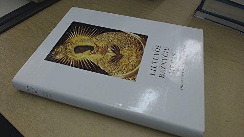 Lietuvos Baznyciu Menas: The Art of Lithuanian Churches.: MINKEVICIUS, Jonas.