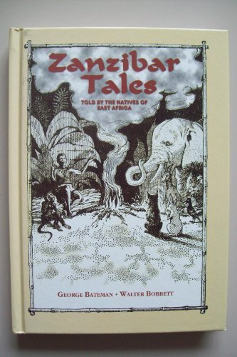9789987667055: Zanzibar Tales: Told by the Natives of East Africa