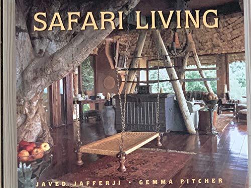 Safari Living (Hardback): Javed Pitcher Jafferji