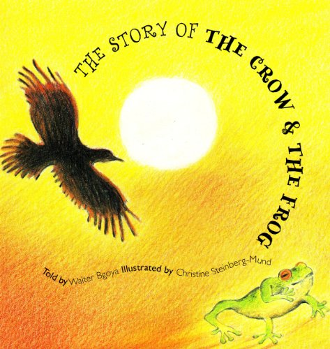 9789987686414: The Story of the Crow and the Frog