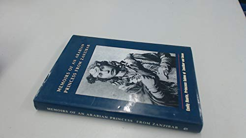 9789987887736: Memoirs of an Arabian Princess from Zanzibar