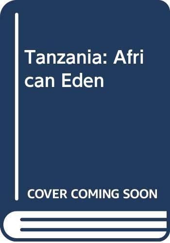 Tanzania: African Eden: Mercer, Graham, Jafferji,