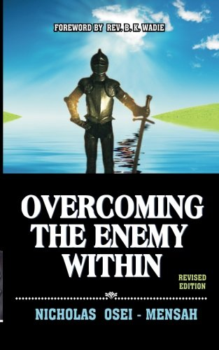 9789988092108: Overcoming The Enemy Within.