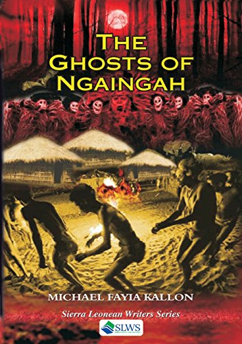 9789988139834: The Ghosts of Ngaingah
