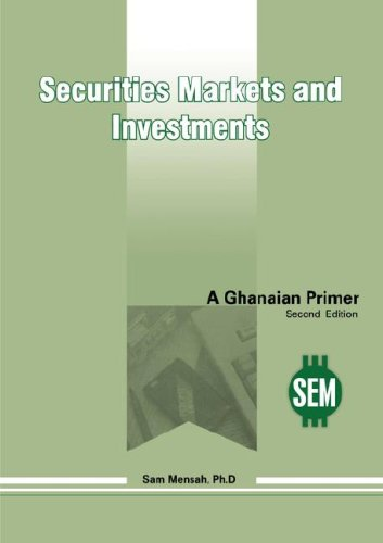 9789988787813: Securities Markets and Investments