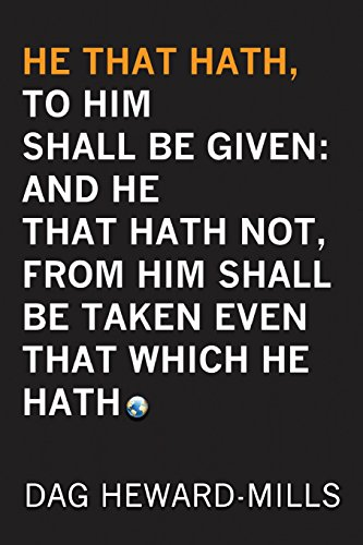 9789988850074: He that Hath