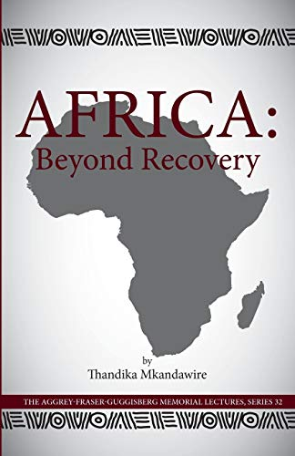 9789988860202: Africa: Beyond Recovery