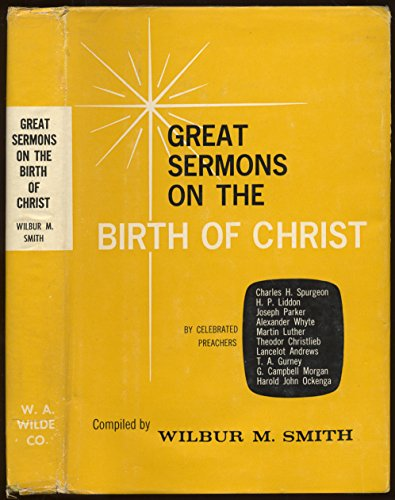 Great Sermons on the Birth of Christ