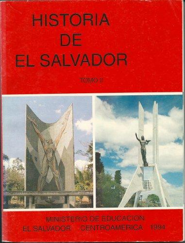 9789990025521: Historia De El Salvador (Spanish Edition)