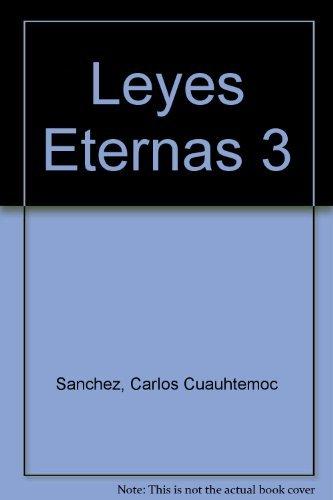9789990029840: Leyes Eternas