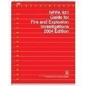 9789990030686: Nfpa 921: Guide for Fire and Explosion Investigations, 2004 Edition