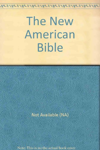 9789990155914: The New American Bible