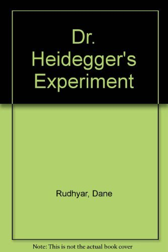 9789990185379: Dr. Heidegger's Experiment and Other Stories