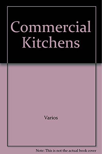 9789990188653: Commercial Kitchens
