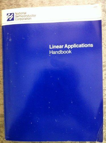 9789990190663: Linear Applications Handbook: National Semiconductor (Databook)