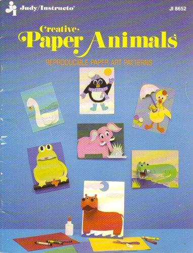 9789990232813: Creative Paper Animals