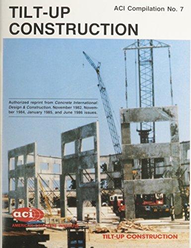 9789990235869: Tilt Up Construction (Aci Compilation 7)