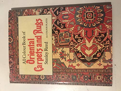 9789990272710: All Color Book of Oriental Carpets and Rugs
