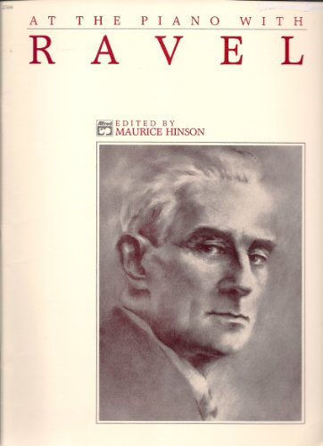 9789990280814: At the Piano With Ravel