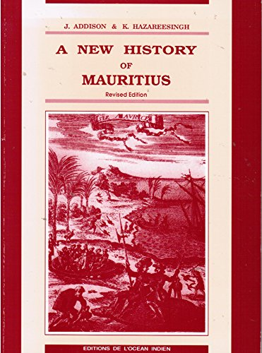 9789990301663: A new history of Mauritius