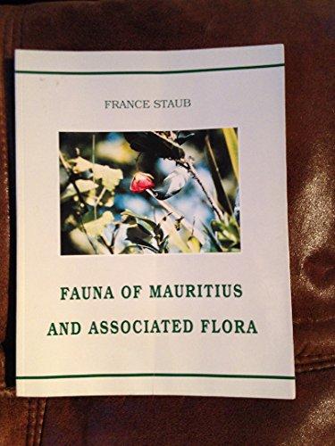 9789990336009: Fauna of Mauritius and associated flora