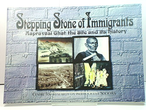 9789990352023: Stepping Stone of Immigrants: Aapravasi Ghat: The Site and Its History