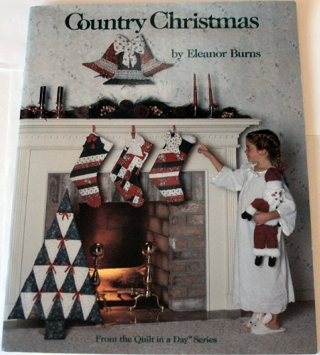Country Christmas (9789990373240) by Eleanor Burns