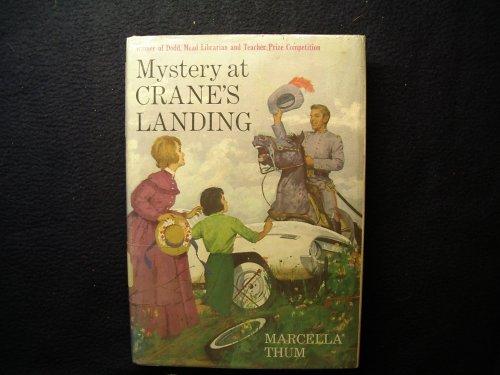 9789990373370: Mystery at Crane's Landing