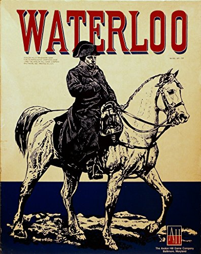 9789990378375: Waterloo (Ah Adult Strategy Game, Game No. 516)