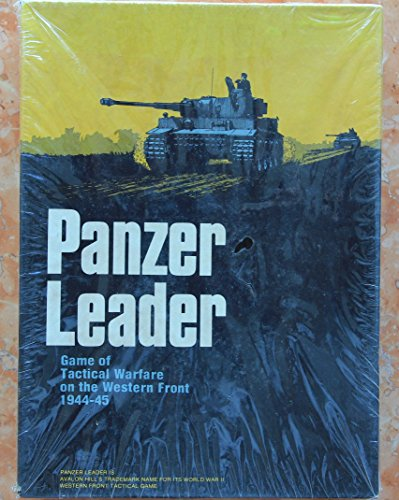 9789990379457: Panzer Leader (Ah Adult Strategy Game, Game No. 812)