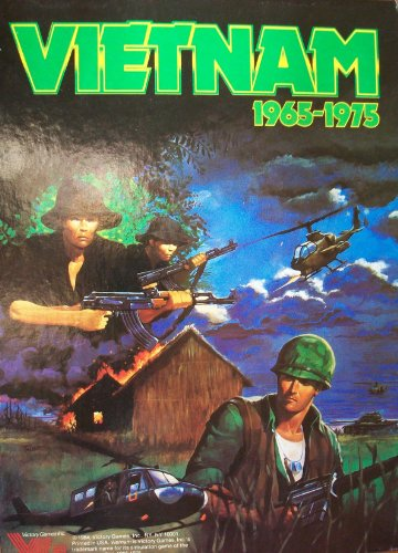 9789990380934: Vietnam (Victory Games Military Simulations, Game No. 30005)