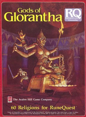 Gods of Glorantha: 60 Religions for Runequest