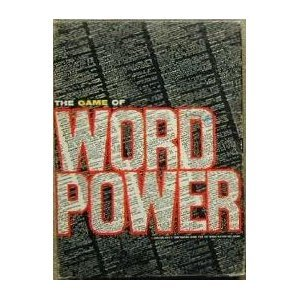 9789990453072: Word Power (Avalon Hill Game Company, Game No. 801)