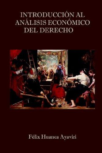 9789990503777: Introduccion al Analisis Economico del Derecho (Spanish Edition)