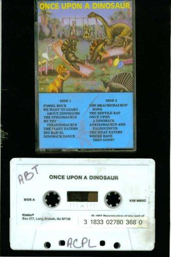 9789990505511: Once upon a Dinosaur/Audio Cassette (9083c)
