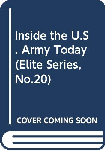 9789990510782: Inside the U.S. Army Today