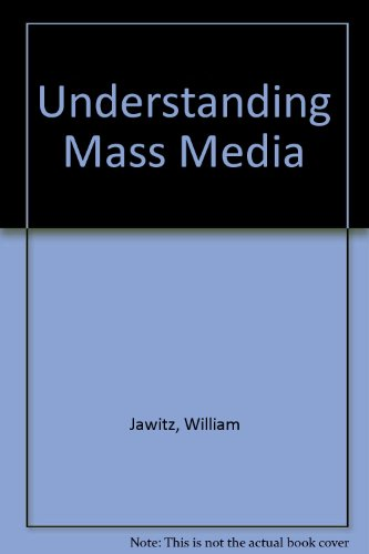 9789990811513: Understanding Mass Media