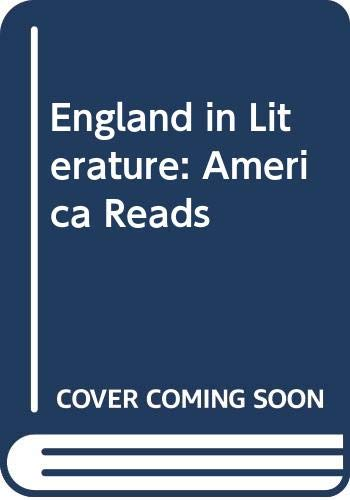 9789990814293: England in Literature: America Reads