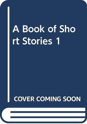 9789990814453: A Book of Short Stories 1