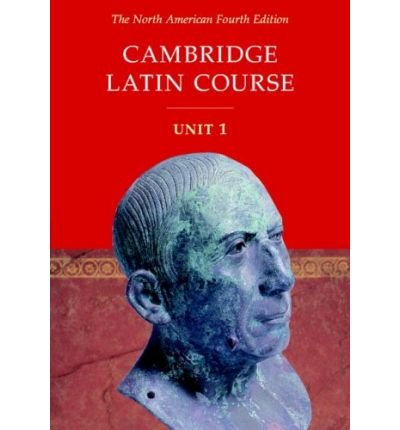 9789990819908: Cambridge Latin Course: Unit 1 (North American Cambridge Latin Course)