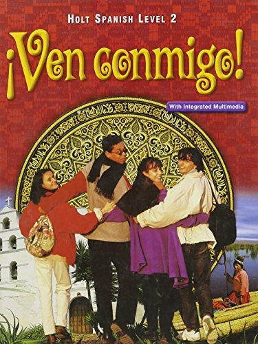 9789990820744: Ven Conmigo: Level 2 (Spanish Edition)