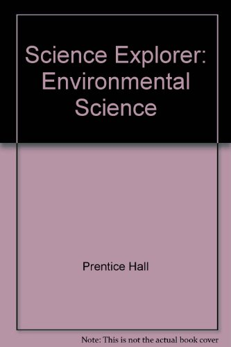 9789990820751: Science Explorer: Environmental Science