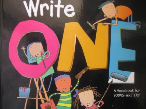 9789990823134: Write One: A Handbook for Young Writers (Write Source 2000 Revision)