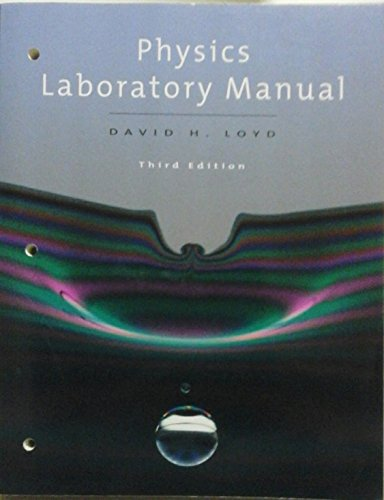 9789990823288: Physics Laboratory Manual