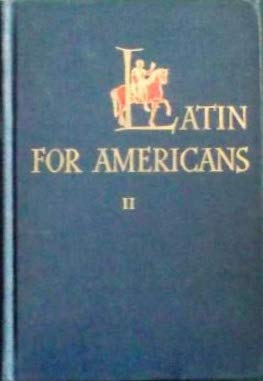 9789990823806: LATIN FOR AMERICANS