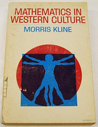9789990824414: Mathematics in Western Culture