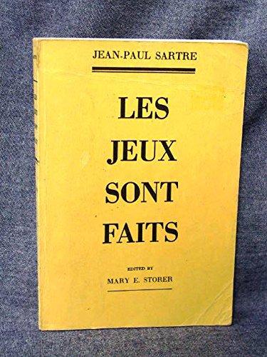 9789990824452: Les/Jeux Sont Faits