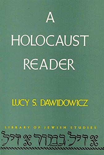9789990824964: A Holocaust Reader