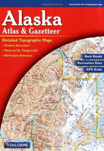 9789990829402: Alaska Atlas and Gazetteer