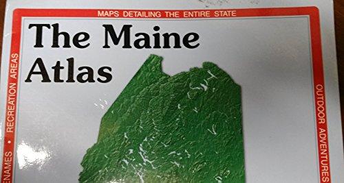 Maine Atlas and Gazetteer